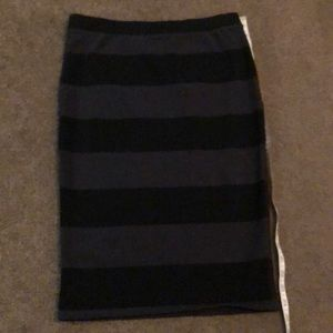 Knit old navy pencil skirt